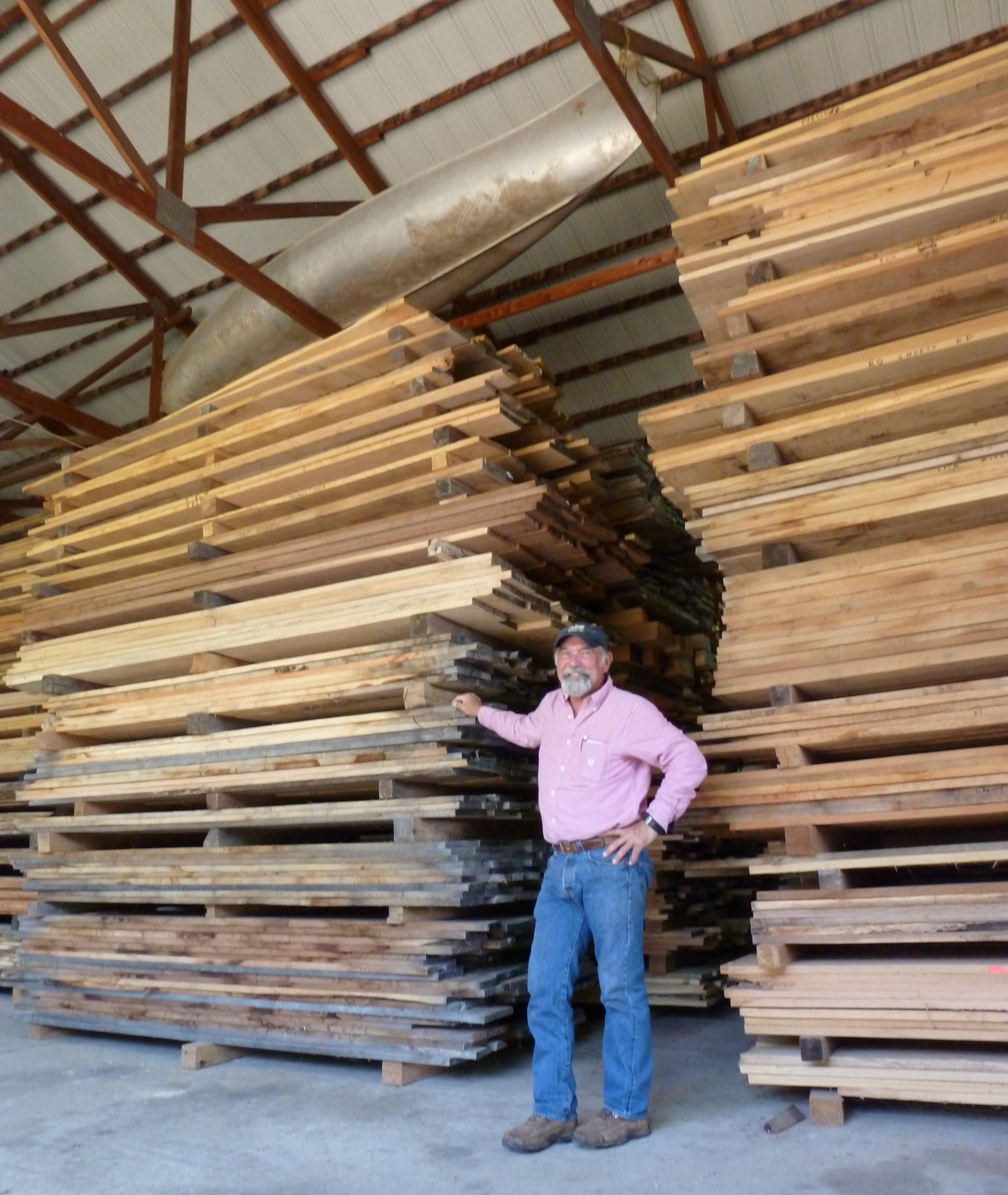 Quarter Sawn Oak Frank Miller Lumber Classified Forest
