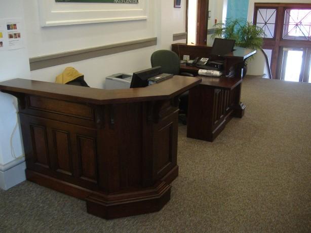 wood lap desk plans