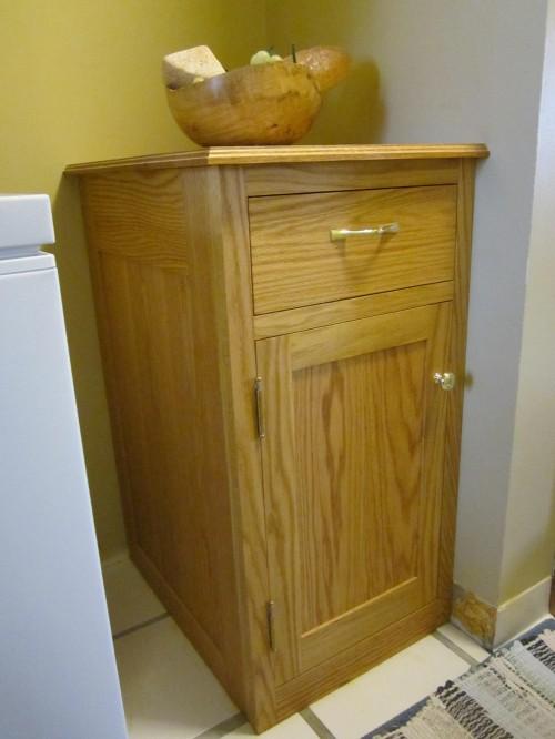 Dave Rader's cabinet