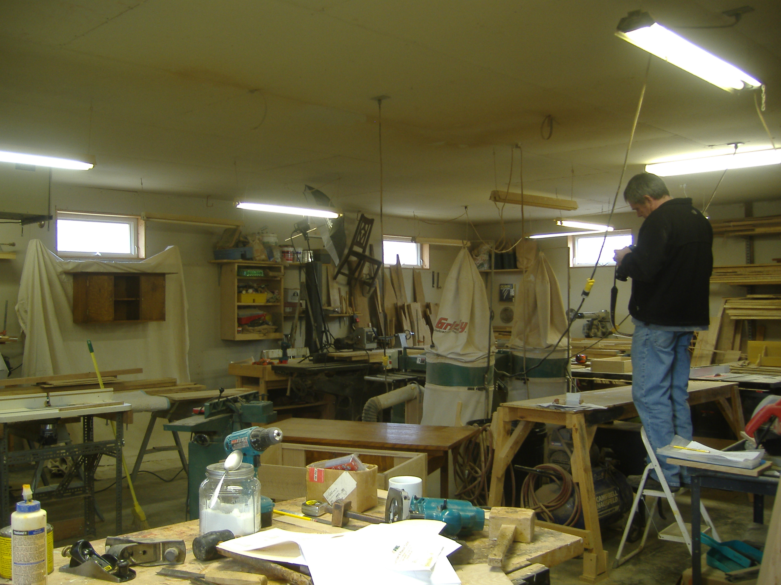 building furniture fine woodworking