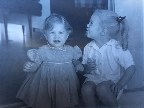 Maggie and I 1962