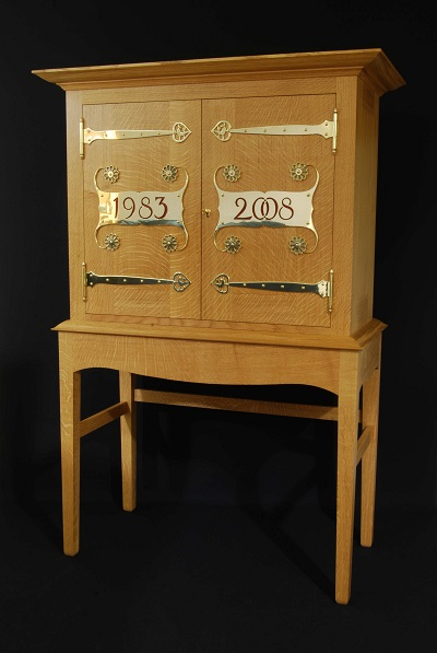 English A&C Furniture_Vickers_CFA Voysey Kelmscott Cabinet - Copy