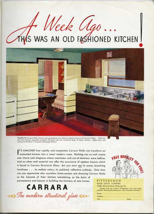 LHJ 1930s kitchen